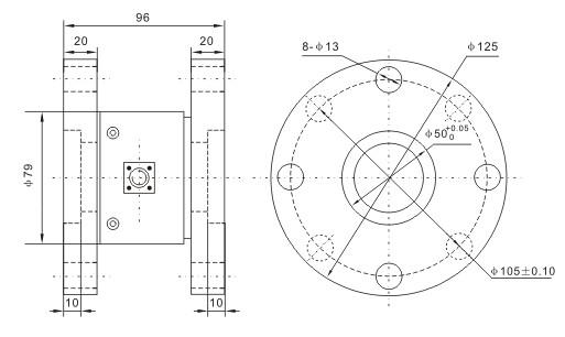 LZ-N2扭矩传感器