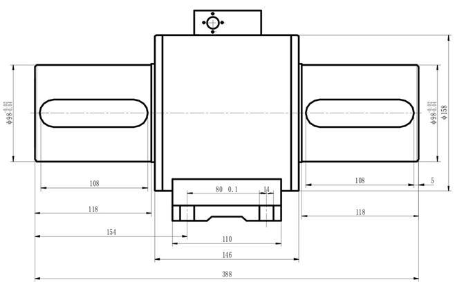 LZ-DN2动态旋转扭矩传感器