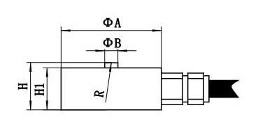 LZ-WX5微型压式称重传感器