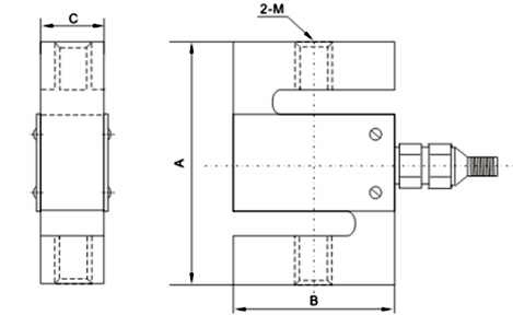 LZ-LS3拉压力传感器