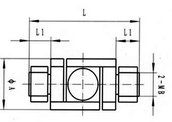 LZ-LS7柱式拉力传感器