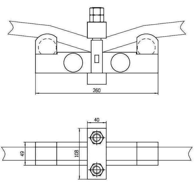 LZ-Y3旁压式张力传感器